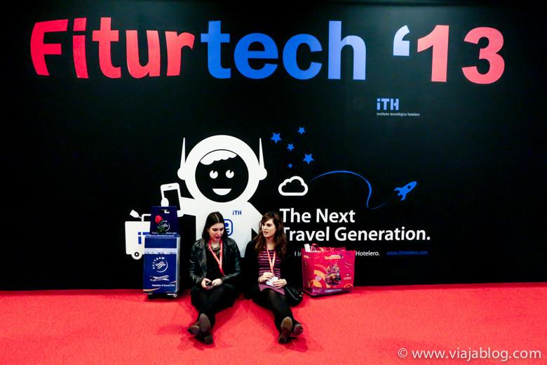 FiturTech en FITUR, Feria Internacional de Turismo, Madrid