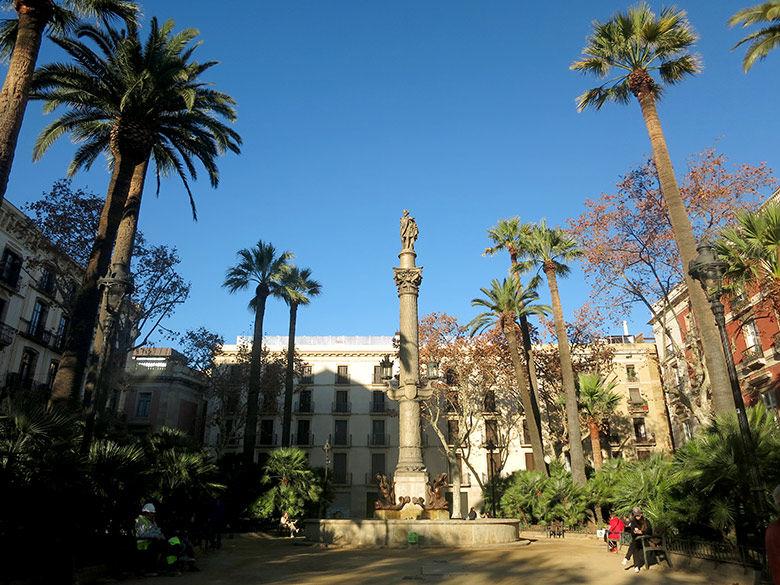 La plaza del Duque de Medinaceli