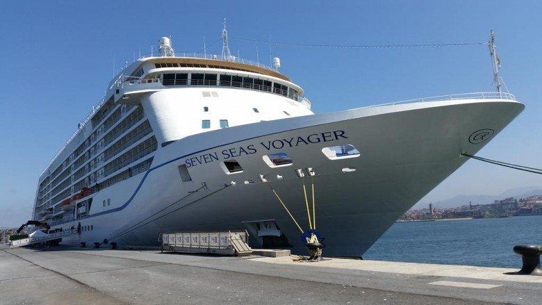 Crucero Seven Seas Voyager
