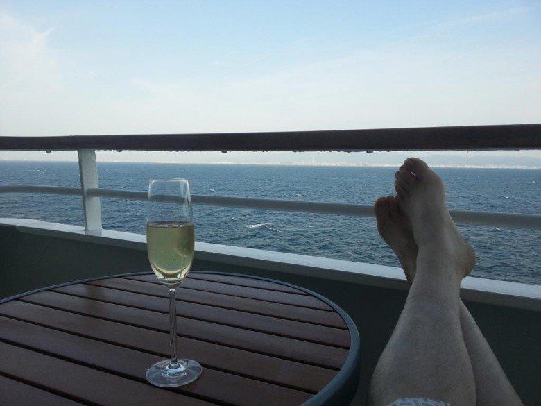 Relax a bordo Crucero