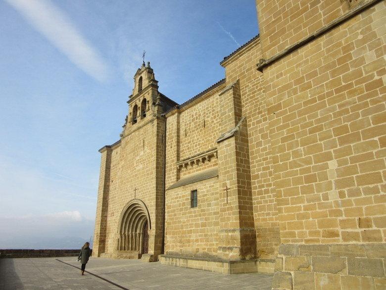 La ermita de Labastida
