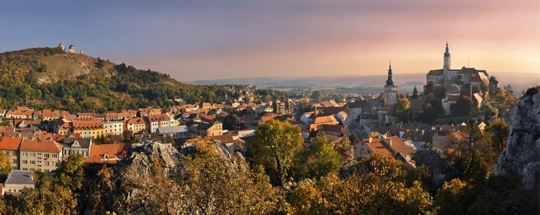 Mikulov, Moravia del Sur, República Checa