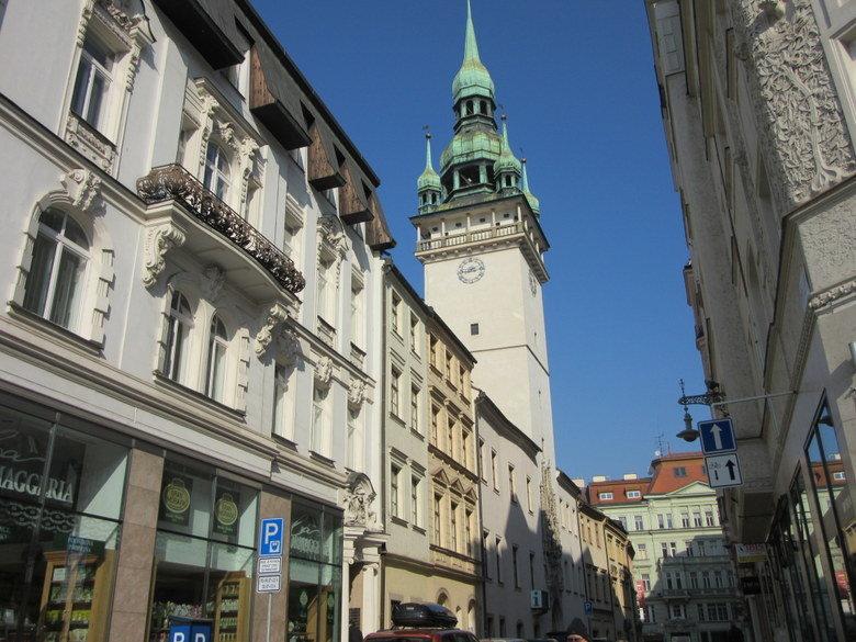 Ayuntamiento de Brno