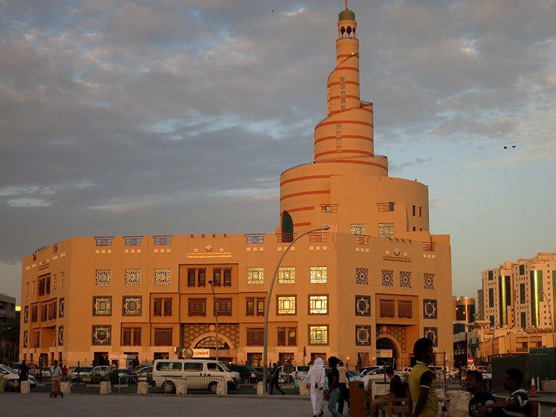 La Mezquita de Kassem Darwish Fakhroo
