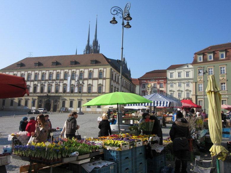 Plaza del Mercado de la Col