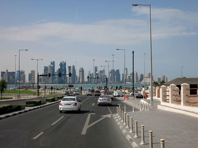 skyline-doha