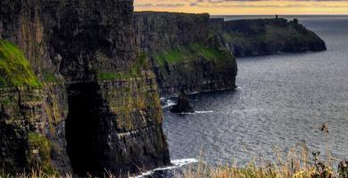 Acantilados (Cliffs) de Moher, Irlanda