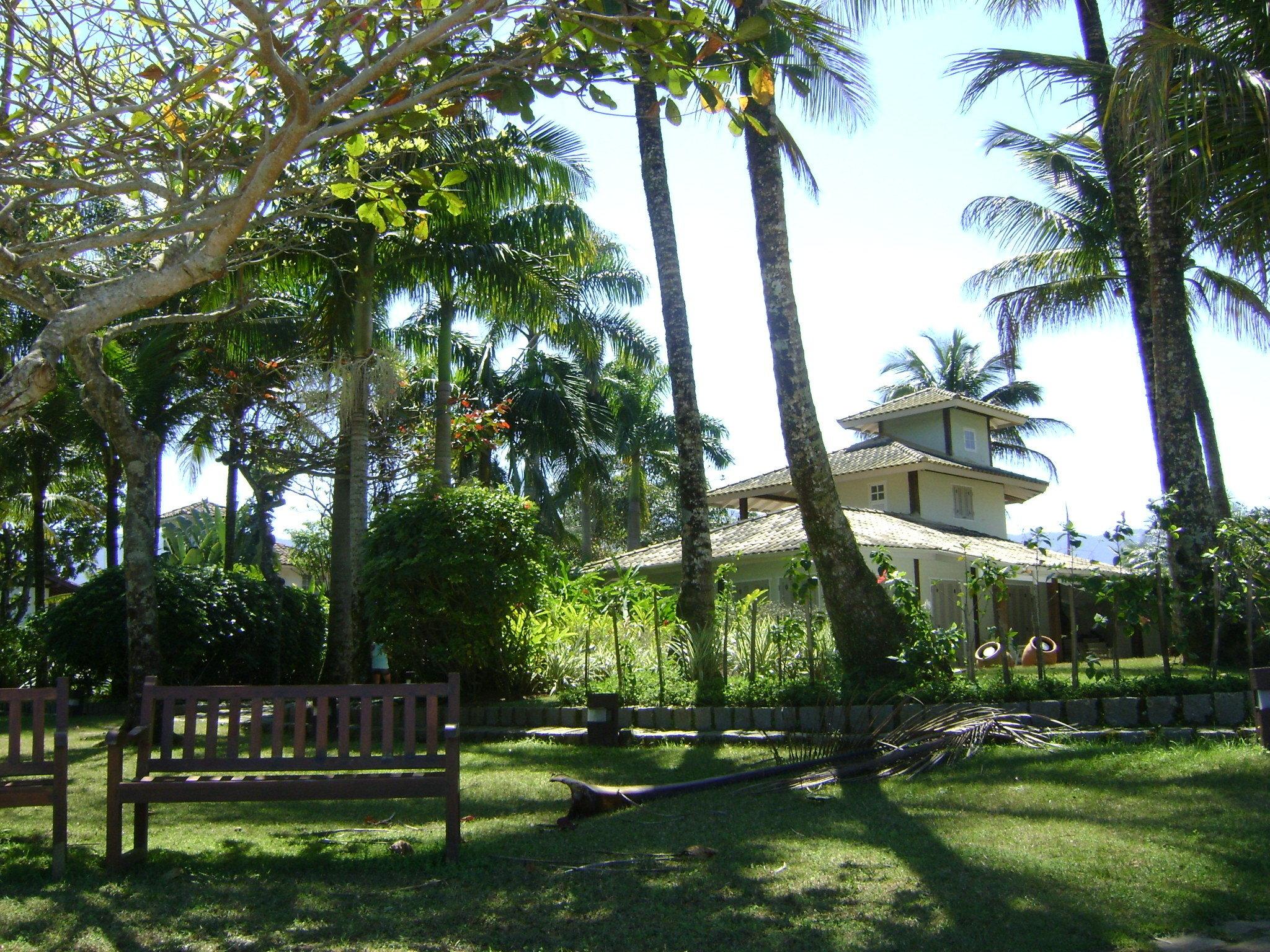 """Las """"casitas"""" que puedes ver en Maresias, casi en primera línea de playa"""