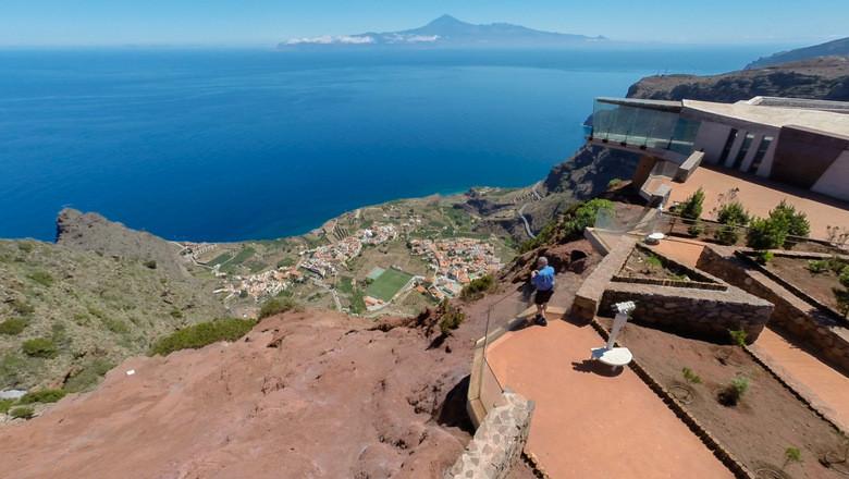 Mirador de Abrante, La Gomera (Islas Canarias)