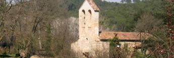 La iglesia románica de Sant Iscle de les Feixes