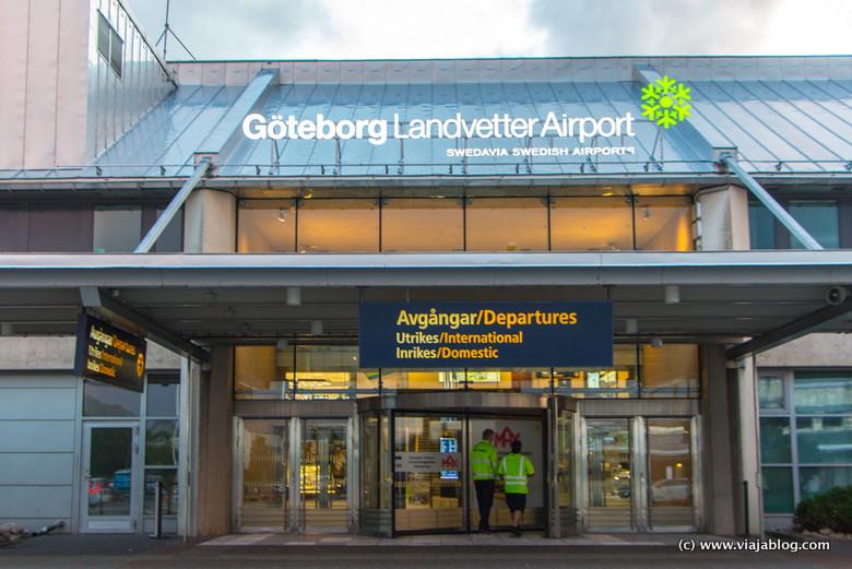 Aeropuerto de Gotemburgo