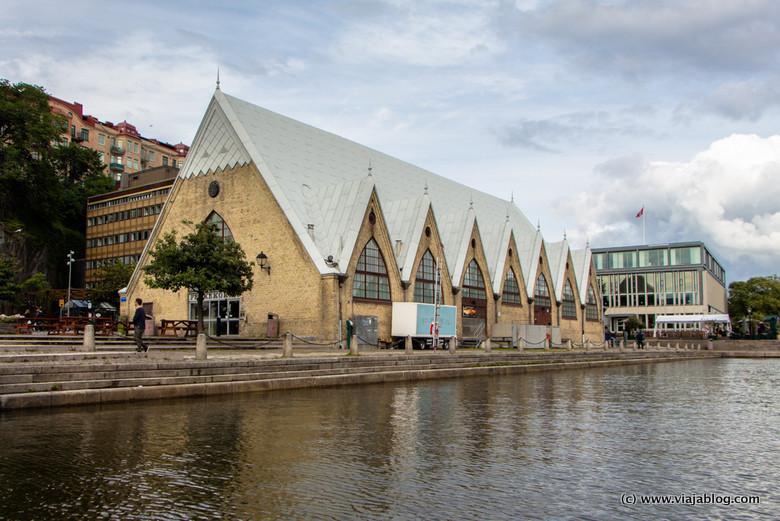 Iglesia del Pescado Gotemburgo