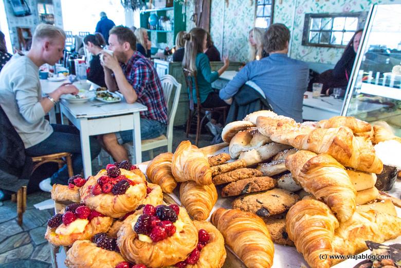 Pastelería en Haga Gotemburgo