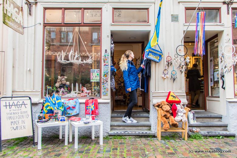 Tienda en Haga, Gotemburgo