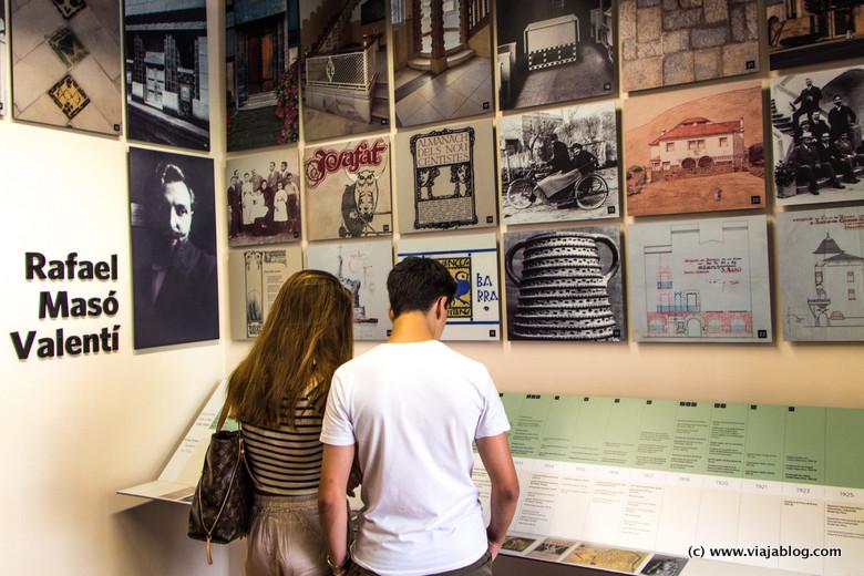 Biografía y contexto de Rafael Masó, Casa Masó, Gerona