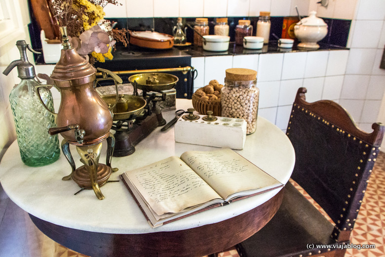 Cocina, Casa Masó, Gerona