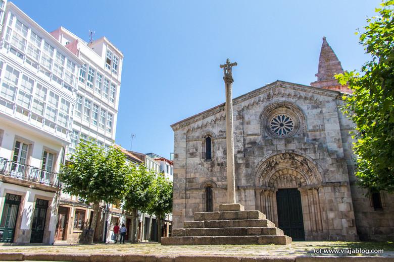 Casco Antiguo de Coruña
