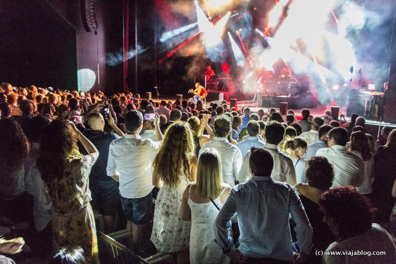 Concierto Seal Festival Internacional de Música Castell de Peralada