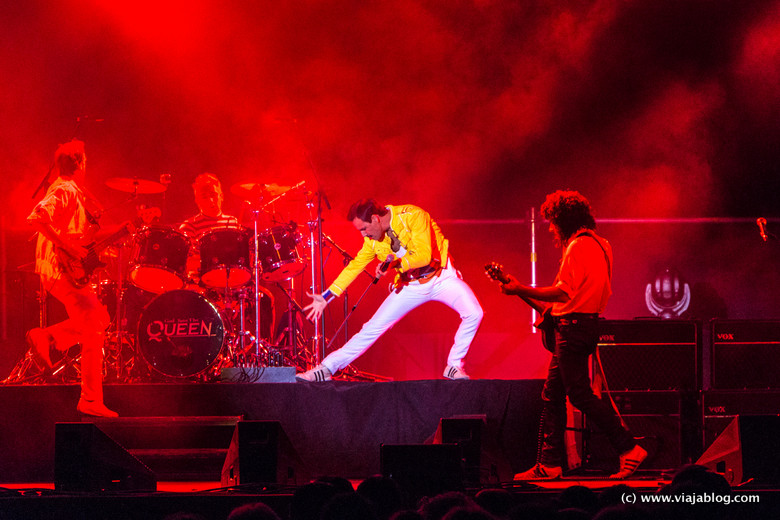 Conciertos Costa Brava Gerona Tributo Queen