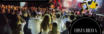 Festivales de verano Costa Brava