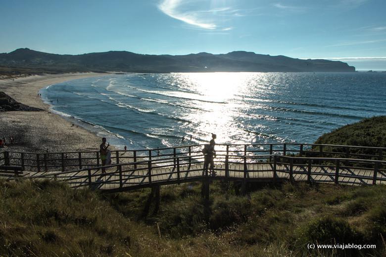 Playas de Ferrol en Coruña