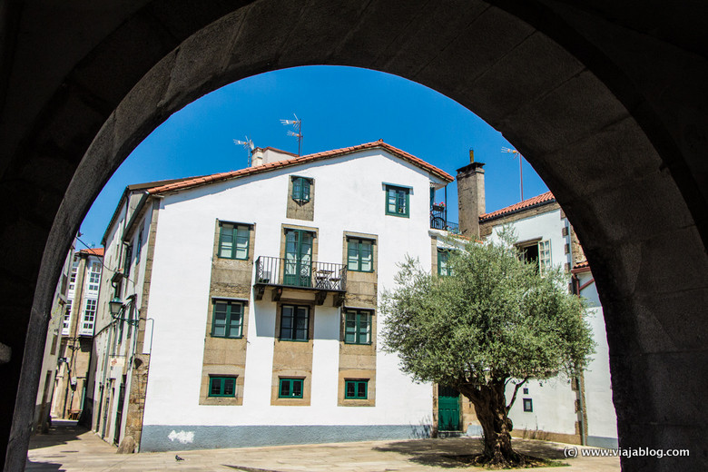Rincones con encanto, Santiago de Compostela