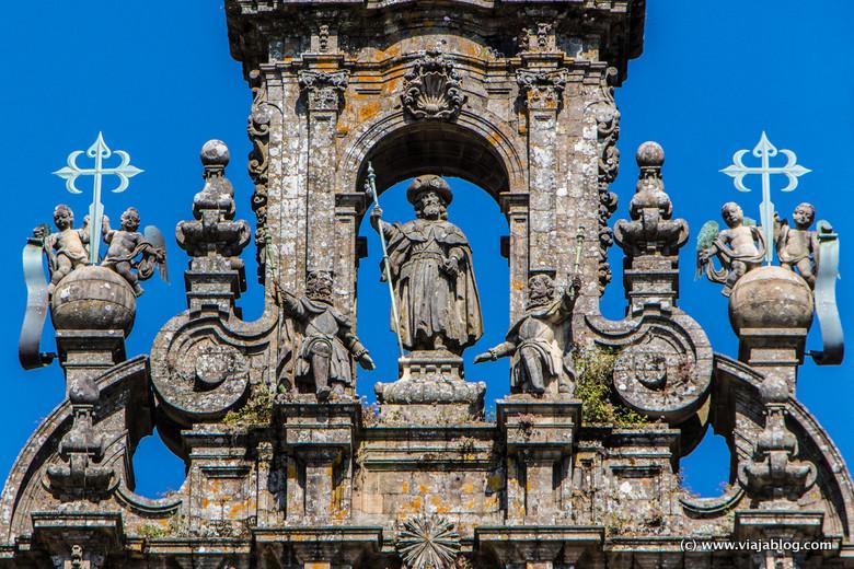 Apostol Santiago, Catedral de Santiago de Compostela, Galicia
