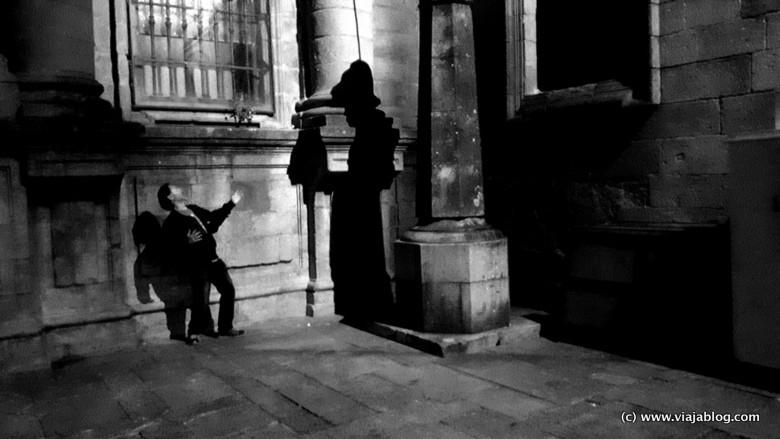 Sombra del Peregrino, Santiago de Compostela