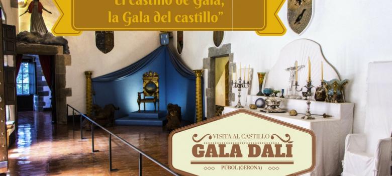 Museo Castillo Gala Dalí, Púbol (Gerona)