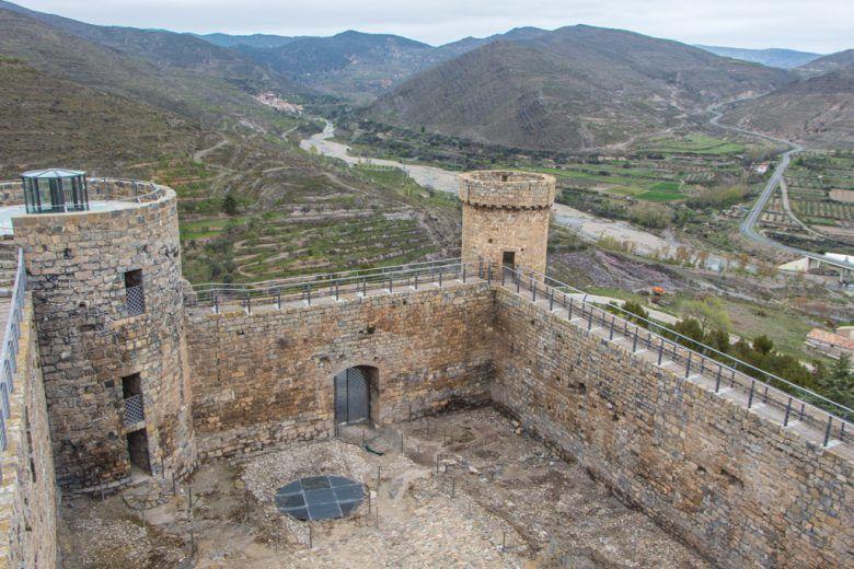 Castillo de Cornago, La Rioja