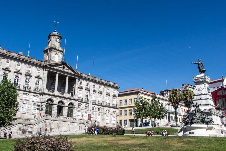 Palacio de la Bolsa, Oporto, Portugal