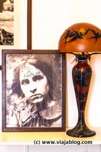 Retrato de Gala, Museo Castillo Gala Dali, Púbol (Gerona)