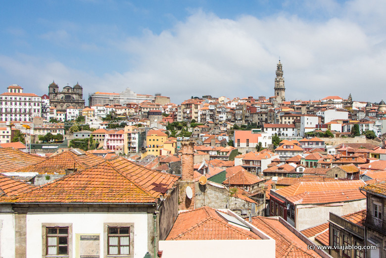 Torre de los Clérigos, Oporto, Portugal