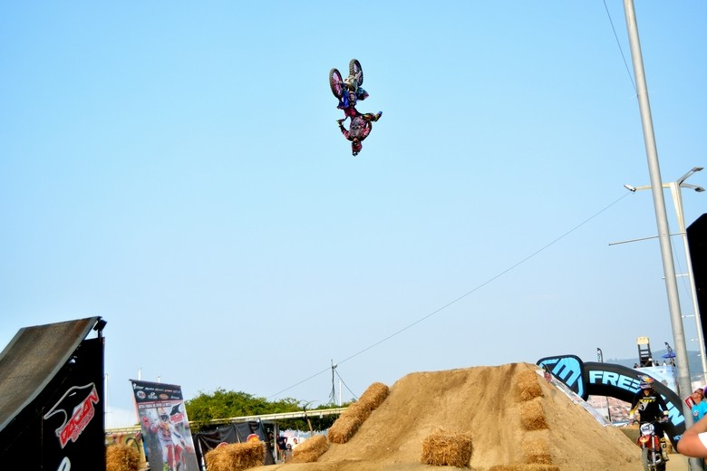 Freestyle Motocross