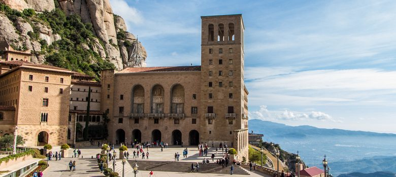Monasterio de Montserrat, Cataluña
