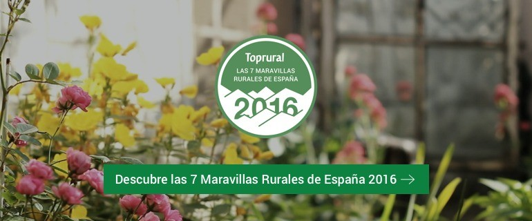 Maravillas Rurales España Top Rural 2016