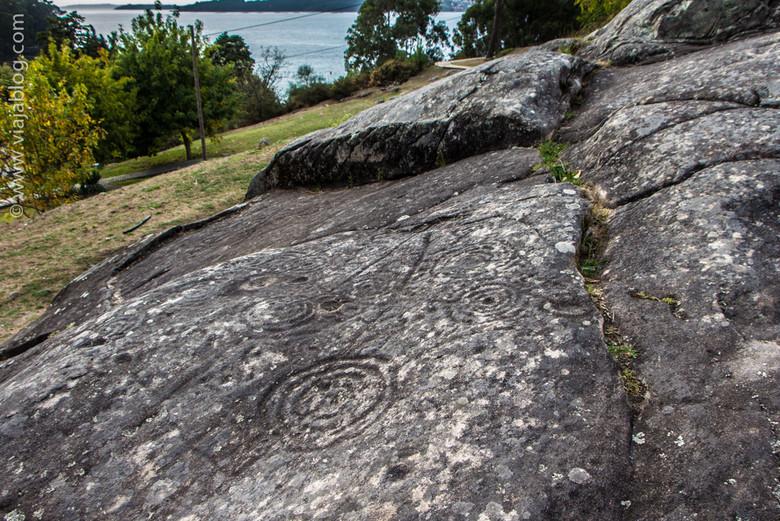 Petroglifos de Mogor, Terras de Pontevedra, Galicia