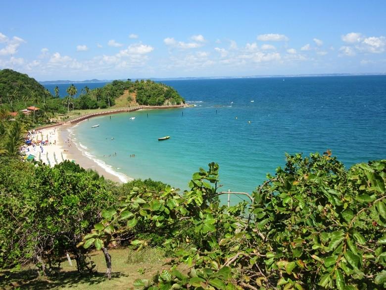 Ilha dos Frades Salvador