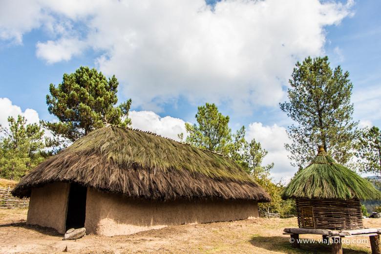 Poblado Parque Arqueológico de Arte Rupestre Campo Lameiro, Terras de Pontevedra, Galicia