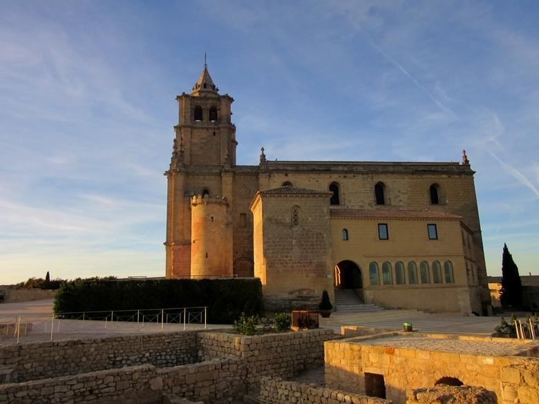 La iglesia Mayor Abacial