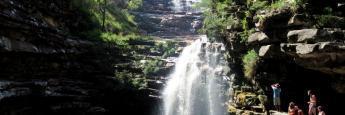 Cachoeira Sossego Chapada Diamantina