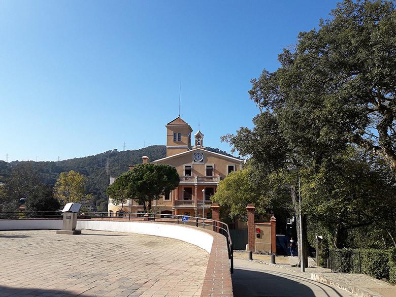 Vil.la Joana, centro de interpretación del Parque de Collserola