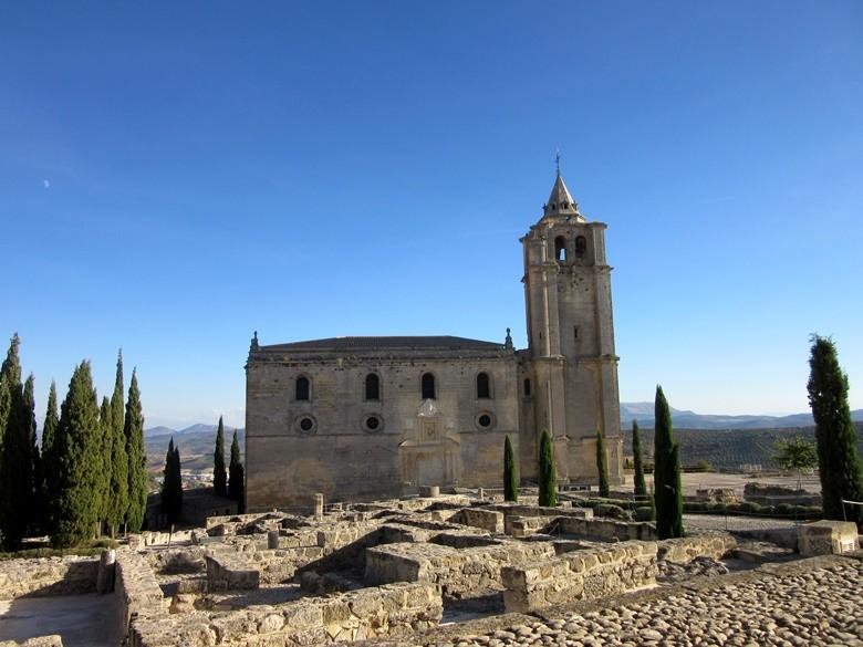 iglesia-mayor-abacial-alcala-la-real
