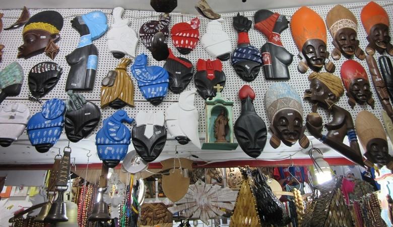 Máscaras del Mercado Modelo