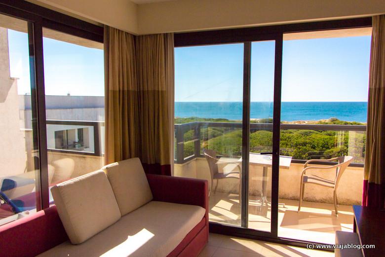 Salón, Habitación Hotel ADH Isla Cristina, Huelva