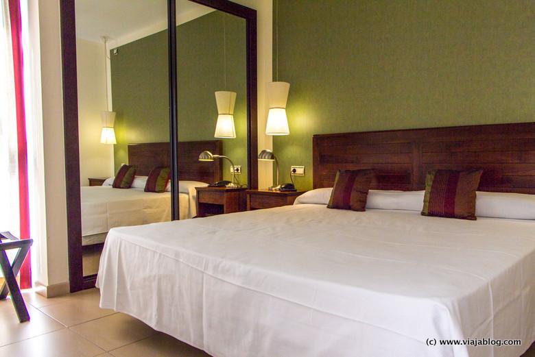 Dormitorio, Habitación Hotel ADH Isla Cristina, Huelva