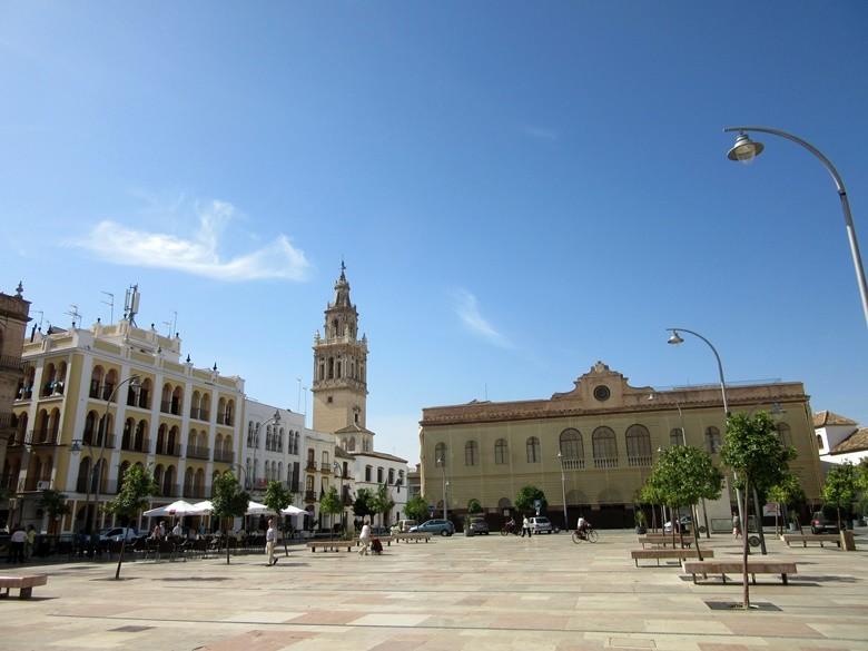 Plaza de España Ecija