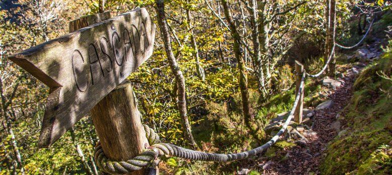 Ruta Cascadas del Cioyo en Asturias