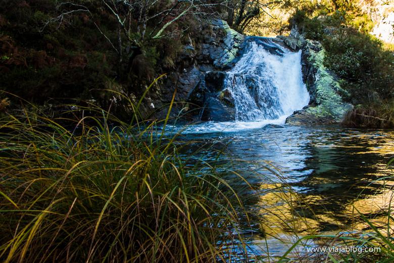 Otra de las Cascadas del Cioyo en Asturias