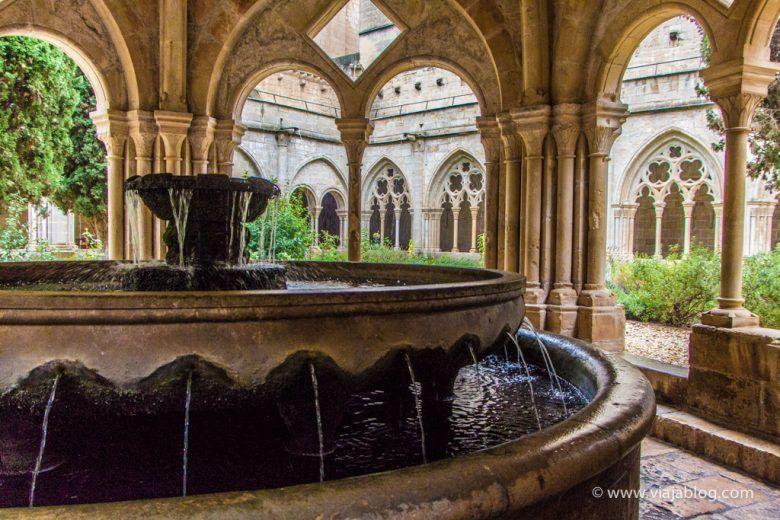 Monasterio de Poblet, Ruta del Císter, Cataluña